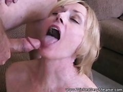 Step Mom Drain My Balls